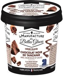 Image de Glace Chocolat Noir de Tanzanie