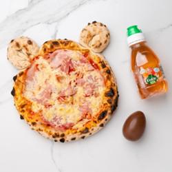 Image de Menu Pitchoun - Pizza Jambon / Emmental