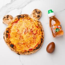 Image de Menu Pitchoun - Pizza Emmental